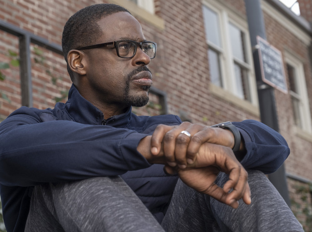 Randall, Watch Out, You're Cracking UP on THIS IS US